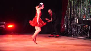 """Jumping' at the Woodside"" Swinging Moments Cabaret ~ Shaut Family Alzheimer's Fundraiser 2018"