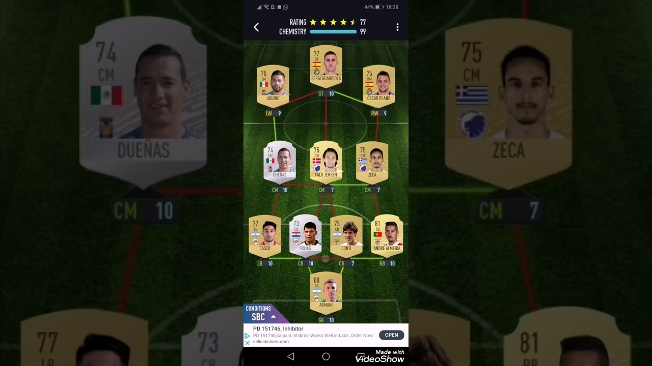 Brazil Hybrid Nations I Sbc Fut 17 Pack Opener By Pacybits By Pacybits20sbc Montinivic