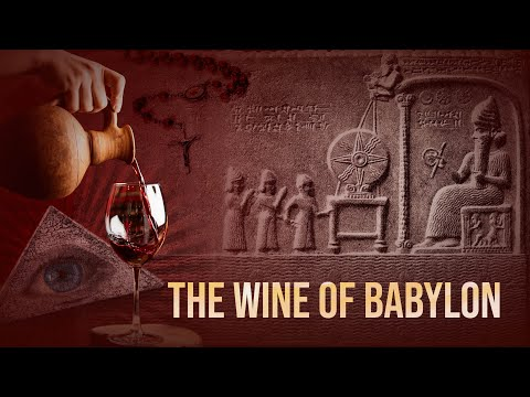 The Wine of Babylon (eng) - Prof. Dr. Walter Veith