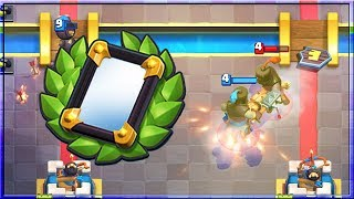 YEN OYUN MODUNDA ILGIN SAVALAR - Clash Royale