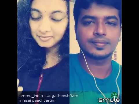 Jega Innisai padi varum song by Jegatheesh Ram and Ammu