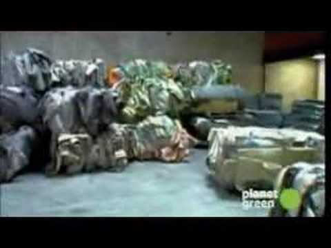 Reducing Waste Recycling Carpet