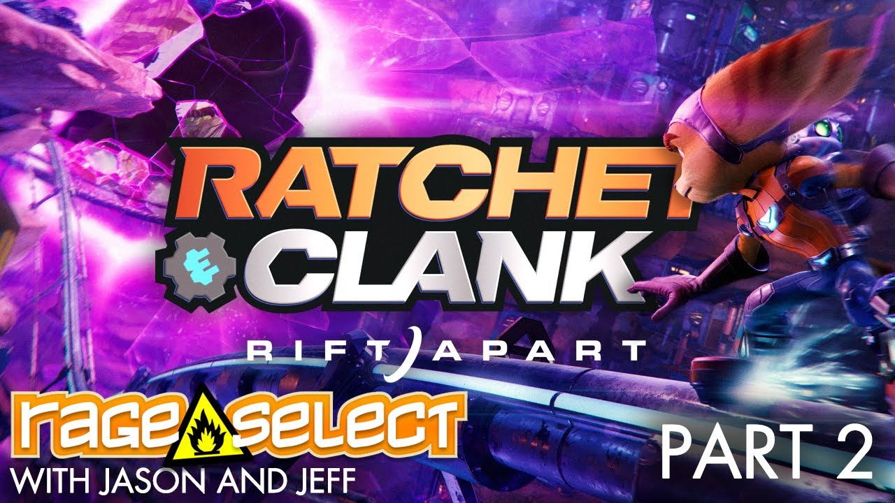 Ratchet & Clank: Rift Apart (The Dojo) Let's Play - Part 2