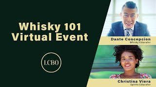 Virtual Event Series | Whisky …
