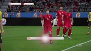 FIFA 16 Hannibal VS БИБИ RUS (BAY VS BVD)