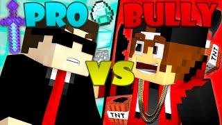Bully vs. Pro - Minecraft