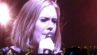 Adele - Sweetest Devotion 7/11/16 United Center Chicago, IL
