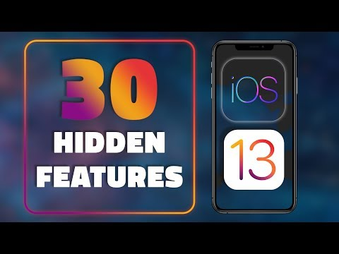 IOS 13: The 30 Best Hidden Features You Should Check Out Right Now