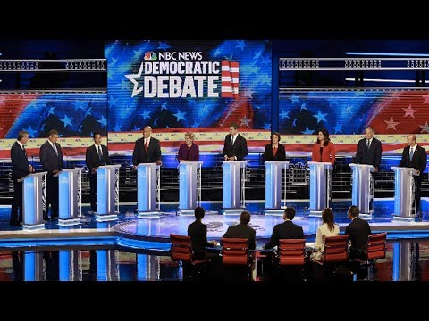 Part 2 of First Dem Debate Takes a Deeper Dive Into Climate, Class & Race (2/2)
