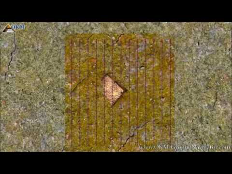3D Gold Detector Ground Navigator (part 4)