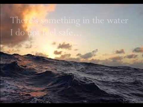 HURTS - The Water (lyrics on screen)