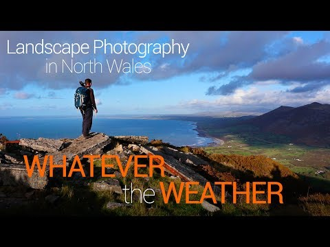 Landscape Photography in North Wales: Whatever the Weather