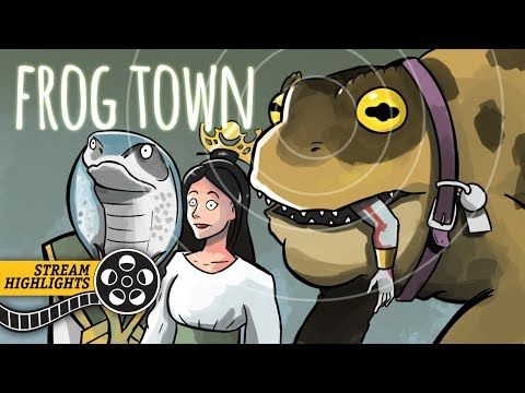All Glory To the Hypnotoad (Frog Town, Modern) – Stream Highlights