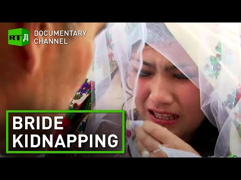 Brides by Force. Marriage by kidnapping pushes Kyrgyz women