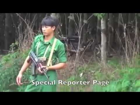Cambodia news today | Vietnam Soldier Protect Cambodian Group to Check The Border | Khmer