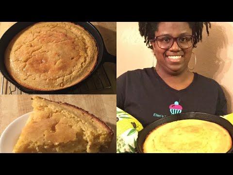 Episode 64: Moist n' Fluffy Southern Style Cornbread 🌽