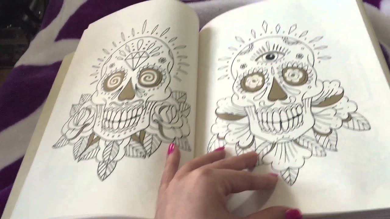 the tattoo colouring book by megamunden - The Tattoo Coloring Book