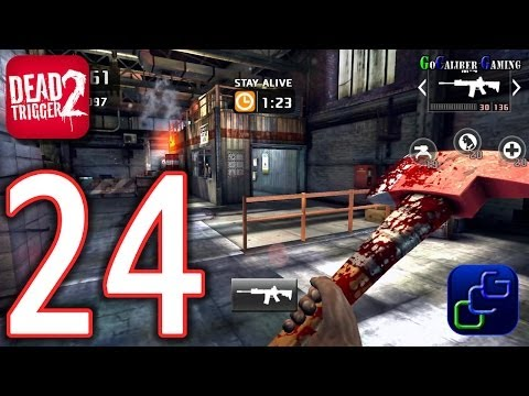 DEAD TRIGGER 2 Android Walkthrough - Part 24 - Munchen, Zurich