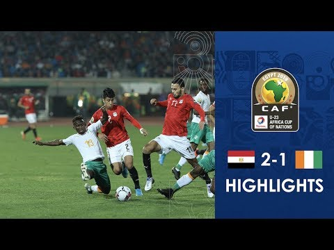 HIGHLIGHTS | #TotalAFCONU23 | Final: Egypt 2 - 1 Côte d'Ivoire