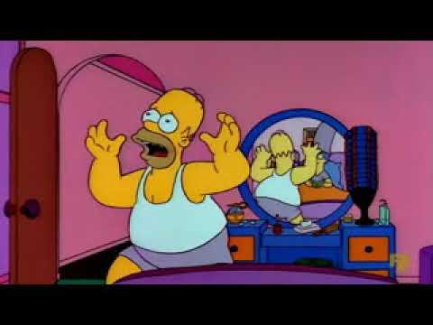 Soy El Hado Magico De La Felicidad Frases Homero Cia