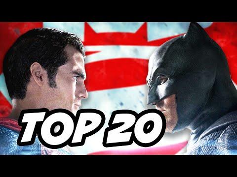 Batman v Superman TOP 20 Batman Kills and R Rating