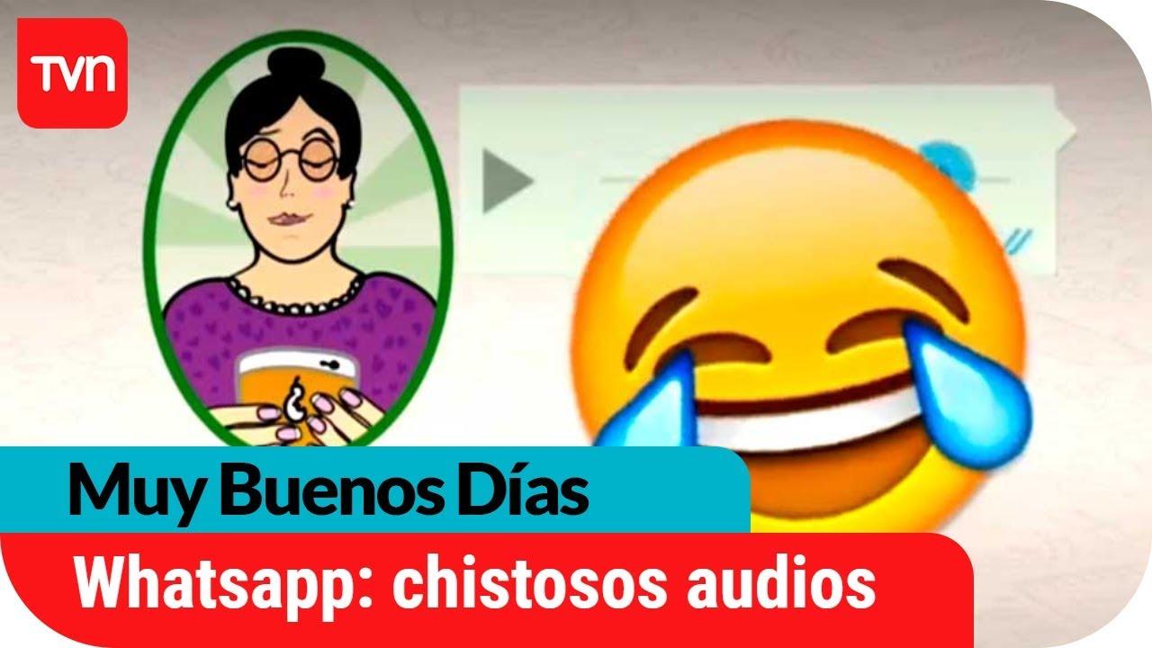 A Reír Los Más Chistosos Audios De Whatsapp De Las Mamás Muy