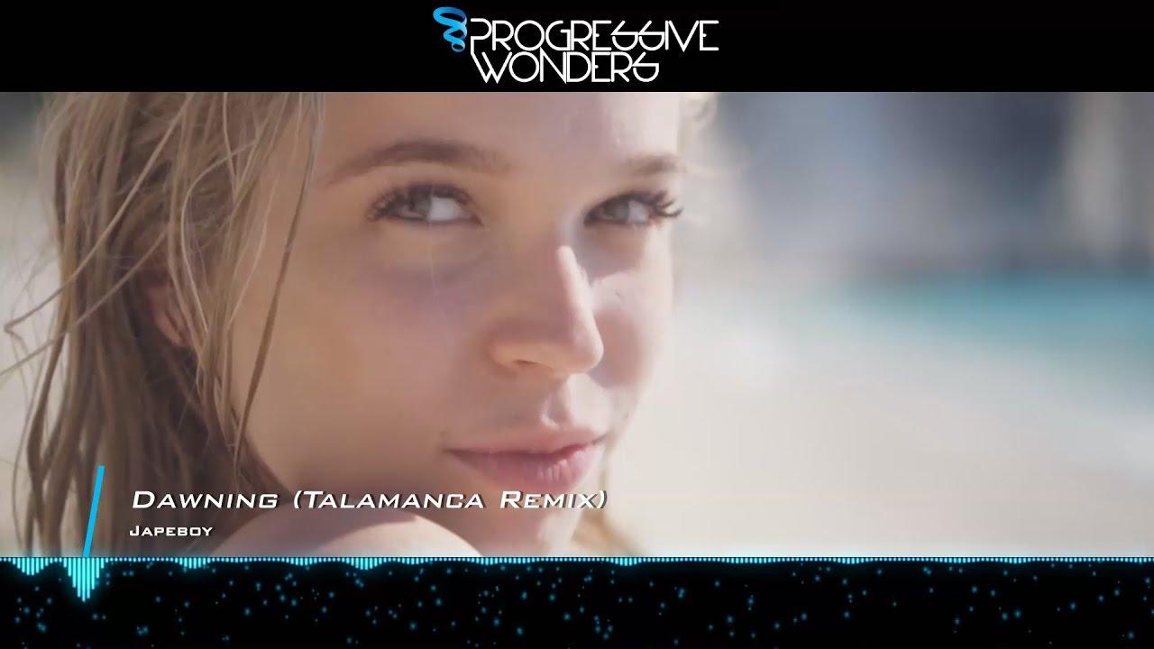 Japeboy - Dawning (Talamanca Remix) [Music Video] [Midnight Aurora]
