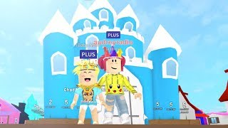 Baby Alan's New Castle House in Meep City! Roblox RolePlay