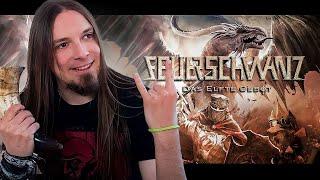 FEUERSCHWANZ - Das Elfte Gebot | REACTION & REVIEW
