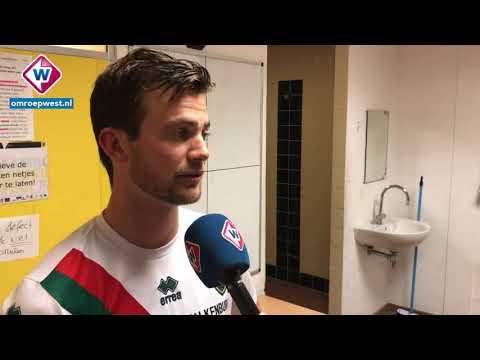 Reactie Erik Falkenburg na VVV - ADO Den Haag