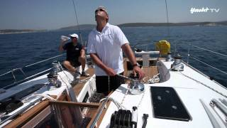 YACHT tv: Test der neuen Bavaria Cruiser 50 - YACHT testing the new Bavaria Cruiser 50