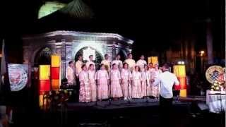 Santo Niño Gugma Ko - Santa Maria-Sunrise Village Choir Version