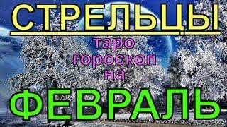 ГОРОСКОП СТРЕЛЬЦЫ НА ФЕВРАЛЬ.2020
