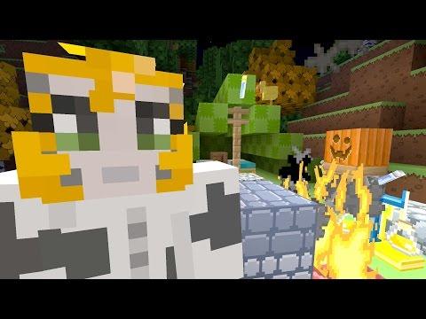 Minecraft Xbox - Quest To Kill The Elder Guardian (189)