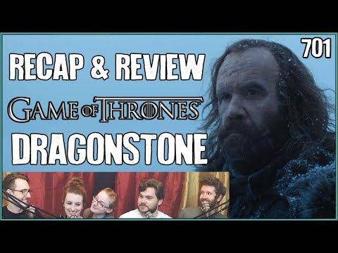 Game of Thrones 701: Dragonstone LIVE Aftershow
