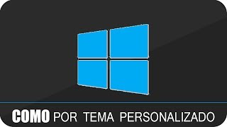 Como Instalar Temas Personalizados no Windows 8.1