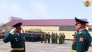 Скачать В 102 бригаде Нацгвардии РФ прошло праздничное мероприятие посвященное Дню Победы