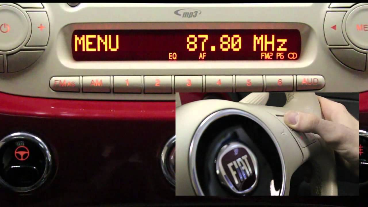 autodab fiat 500 dab ft1 user guide youtube rh youtube com fiat 500 user manual 2008 fiat 500 user manual 2014