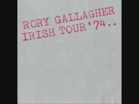 Rory Gallagher-I Wonder Who [Irish Tour 74]