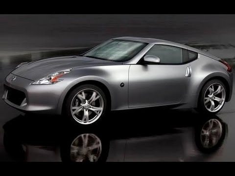 2009 Nissan 370Z Start Up and Review 3.7 L V6