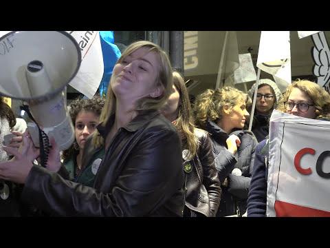 Roman Polanski l'hommage qui ne passe pas / Paris - France 30 octobre 2017