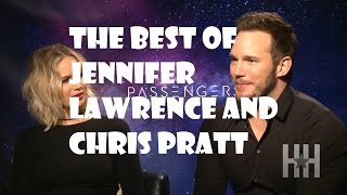The Best of Jennifer Lawrence and Chris Pratt // Funny