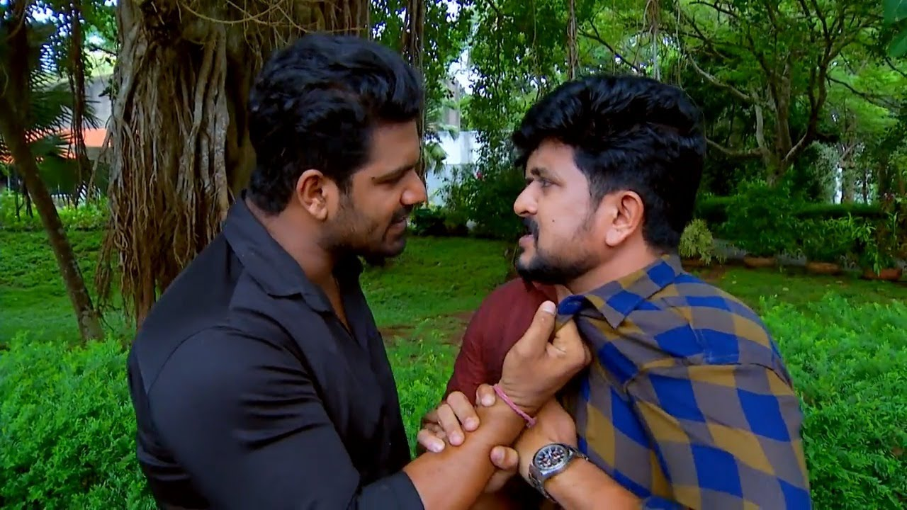 #Bhagyajathakam | Arun & Raghu coming face to face l Mazhavil Manorama