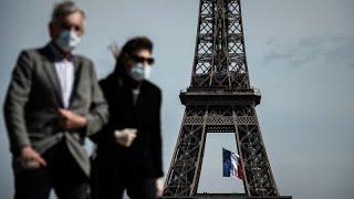 Repunte de contagios en España, Italia y Francia