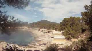 "IBIZA - BARCELONA 2012 ""The Dream Island"" Part 1/2"