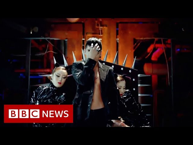 The dark side of K-Pop clubs - BBC News