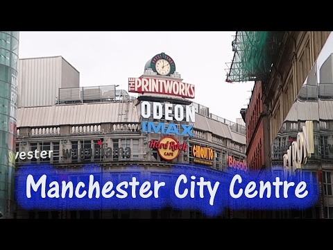 Day out in Manchester City Centre - Daily Vlog #042