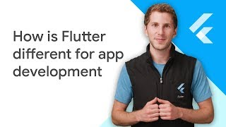 Smartphone App Development - How is Flutter different for app development