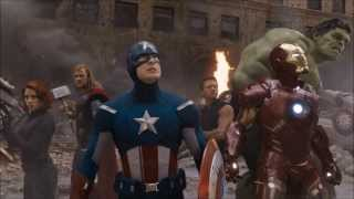 the avengers stand together in the battle of new york