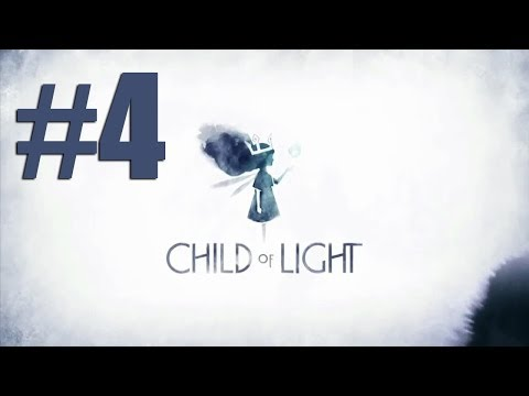 Let's Play PC - Child of Light #4 HD FR